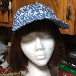Floral 🧢 ball cap
